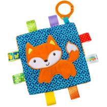 Taggies Crinkle Fox – 6.5″ x 6.5″