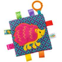 Taggies Crinkle Hedgehog – 6.5″ x 6.5″