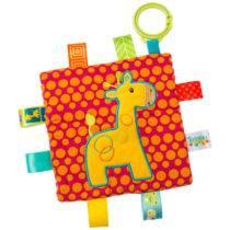 Taggies Crinkle Giraffe – 6.5″ x 6.5″