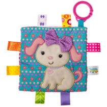 Taggies Crinkle Me Sister Puppy – 6.5″ x 6.5″