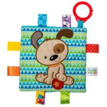 Taggies Crinkle Me Brother Puppy – 6.5″ x 6.5″