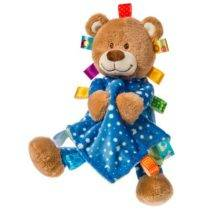 Taggies Starry Night Teddy and Blanket – 12″