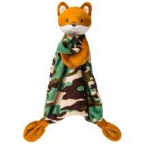 Camo Fox Lovey – 10″ x 13″