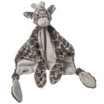 Afrique Giraffe Character Blanket – 13″ x 13″