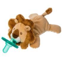 Afrique Lion Wubbanub Pacifier – 6″