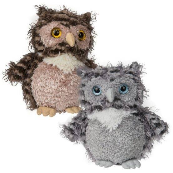 FabFuzz Lil' Owl – 6″ Tall