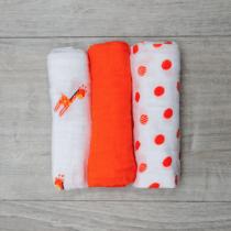Mini Muslin Cloth – Giraffes