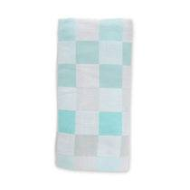 Luxe Baby Blanket – Aqua