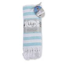 Turkish Towel – Ocean Blue