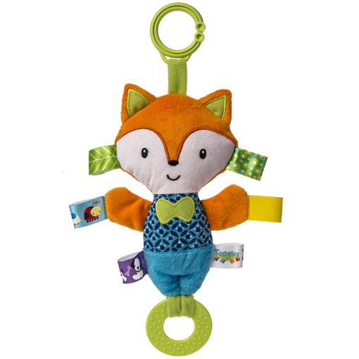 Taggies Crinkle Me Squeaker – Fox