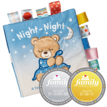 Taggies Starry Night Teddy Book