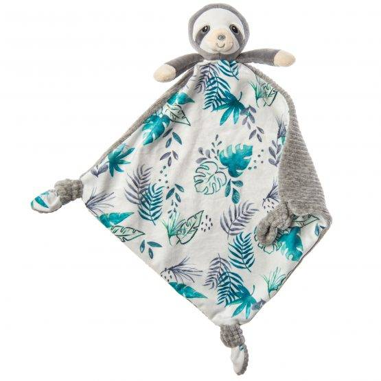 Little Knottie Sloth Blanket