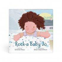 Rock-A-Baby-Jo Book