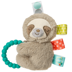 Taggies Molasses Sloth Activity Rattle
