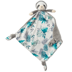 Little Knottie Sloth Blanket